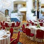 Atrium Level – Banquet Setup