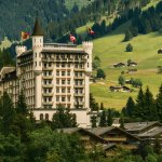 Summer Gstaad Palace
