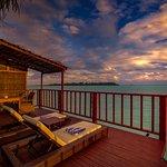 Photo de Aitutaki Lagoon Resort & Spa