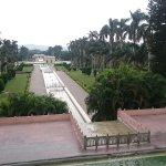 Pinjore Gardens close to Chandigarh India July 2017