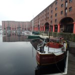 The famous Albert Dock