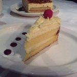 Lemoncello Marscapone cake