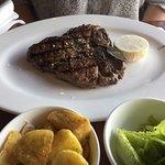 $65 steak.