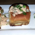 Marblehead shrimp rolls