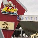 Andy's Frozen Custard resmi