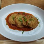 Fried Green Tomatoes $6.99