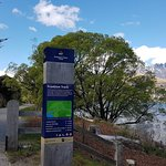 The lovely walk from VDL to Queenstown cente.