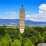 Pagoda complex