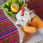 The best ceviche !