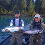 Unforgettable father/son trip. If you and a fishing buddy have thought about going, do it!!!
