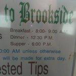 Photo de Baumann's Brookside