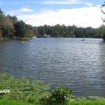 Cool waters of Kodai Lake.