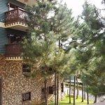 Swiss inspired resort hotel