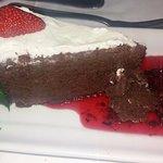 Lindt Choc Cake