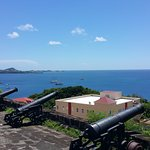 Canons at Fort George