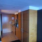 Eingang mit Küchenzeile