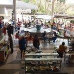 Buffet Restaurant at the Cabanas