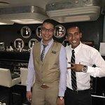 Danke Ahmed Elhakem für Superservice an der Rezeption und unser Sonnenschein Sas