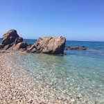 Crystal clear Potami Beach