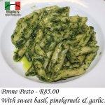 Penne Pesto