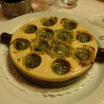 Incontournables escargots de Bourgogne