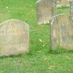 Penn graves