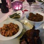 Lamb tangia at Riad Houdou