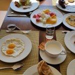 Rainbow Restaurant - Breakfast