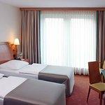 Zimmer im Best Western Halle-Merseburg