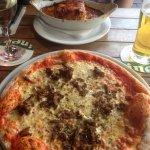 Spicy Lamb Pizza & Lasagne