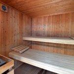 Espace détente sauna jacuzzi