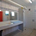 salle de bain bébé
