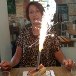 le dessert anniversaire