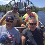 Photo de Speedy's Airboat Tours