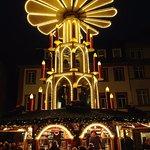 Heidelberg Christmas Market on Market Square