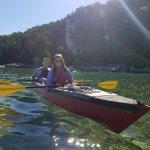 Kayaking Mackinac Island