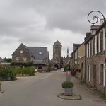 Un village à visiter, typique de la bretagne