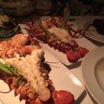龍蝦很新鮮很好吃。