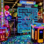 Pac-Man & Galaga in one