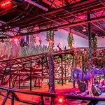 Large Indoor coaster