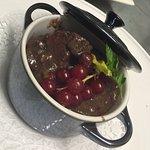 Cassolette de civet de chevreuil