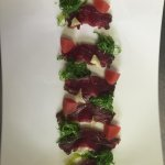 Sashimi de Boeuf