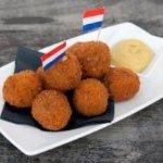 """Notre spécialité hollandaise pour l'apéro """" les Franky's """""""