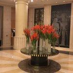 Beautiful and smoke-free hotel lobby!