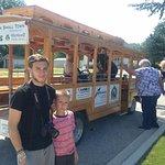 Free trolley ride