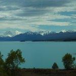 Vista del Lago Pukaki