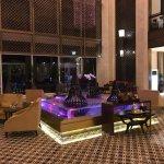 Hall de l'hotel