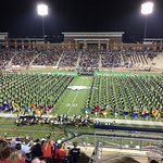 Halftime with the Allen Eagle Escadrille
