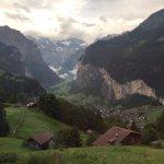 Photo of Lauterbrunnen Valley Waterfalls