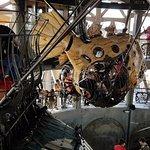 El carrousel de las criaturas marinas